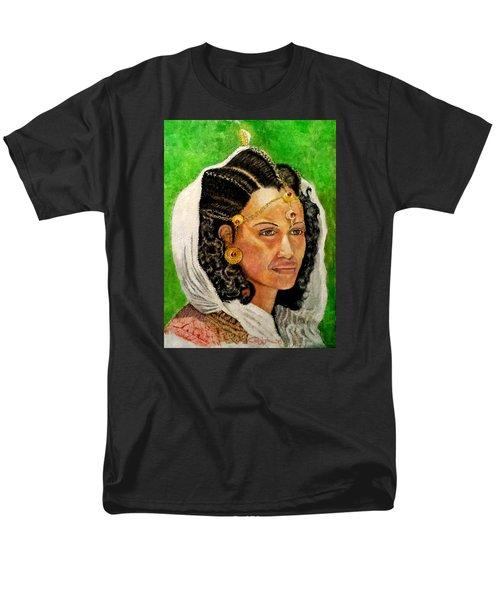 Queen Hephzibah  Men's T-Shirt  (Regular Fit) by G Cuffia