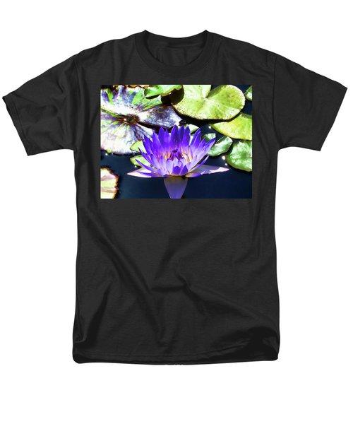 Queen On The Lake Men's T-Shirt  (Regular Fit) by Mariola Bitner