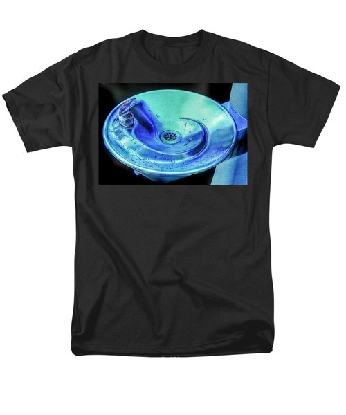 Men's T-Shirt  (Regular Fit) featuring the photograph Quenched by Paul Wear