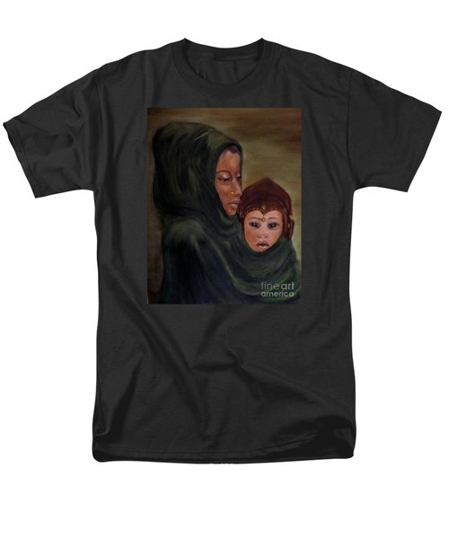 Rachel And Joseph Men's T-Shirt  (Regular Fit)