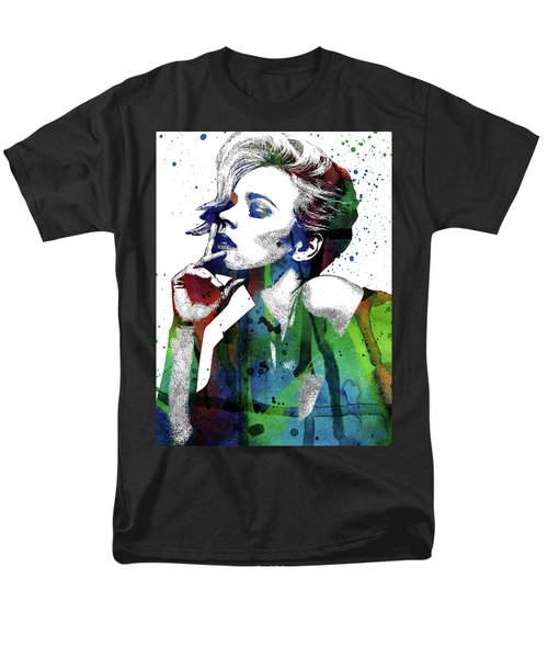 Rachel Mcadams Men's T-Shirt  (Regular Fit) by Mihaela Pater