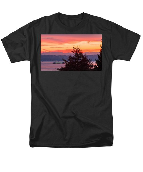 Radiance At Sunrise Men's T-Shirt  (Regular Fit) by E Faithe Lester