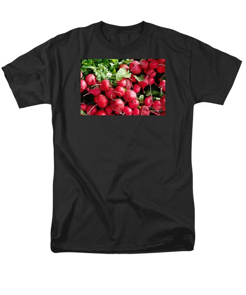 Radishes 1 Men's T-Shirt  (Regular Fit) by David Blank