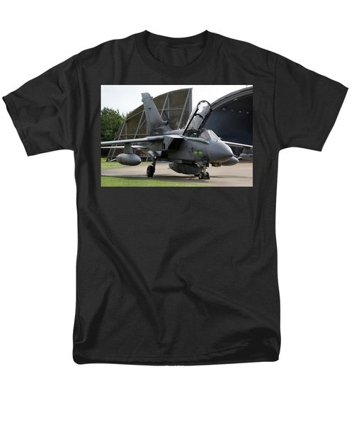 Raf Panavia Tornado Gr4 Men's T-Shirt  (Regular Fit) by Tim Beach
