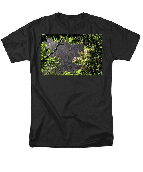Rain Men's T-Shirt  (Regular Fit) by Bruno Spagnolo