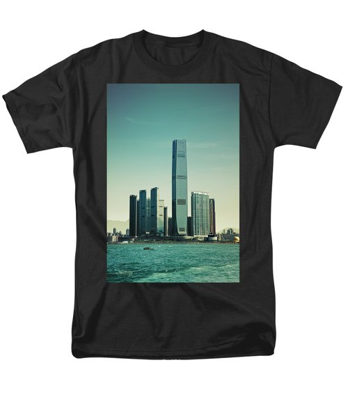 Ramparts Of Commerce Men's T-Shirt  (Regular Fit) by Joseph Westrupp