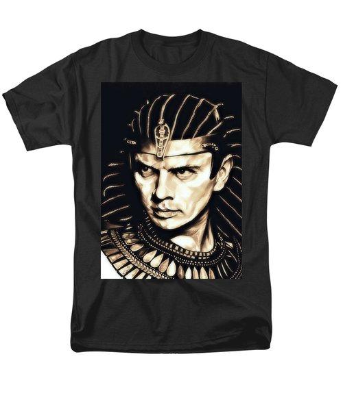 Ramses II Men's T-Shirt  (Regular Fit) by Fred Larucci