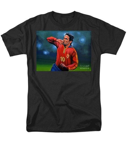 Raul Gonzalez Blanco Men's T-Shirt  (Regular Fit) by Paul Meijering