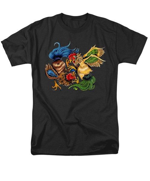 Rawkin' Cawks Men's T-Shirt  (Regular Fit) by Vicki Von Doom