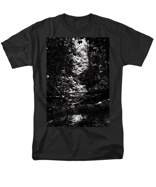 Men's T-Shirt  (Regular Fit) featuring the photograph Ray Of Light by Keith Elliott