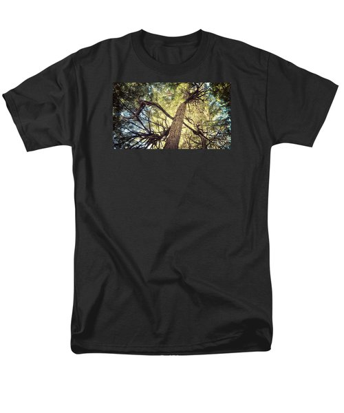 Reaching For Sun Men's T-Shirt  (Regular Fit) by Michele Cornelius