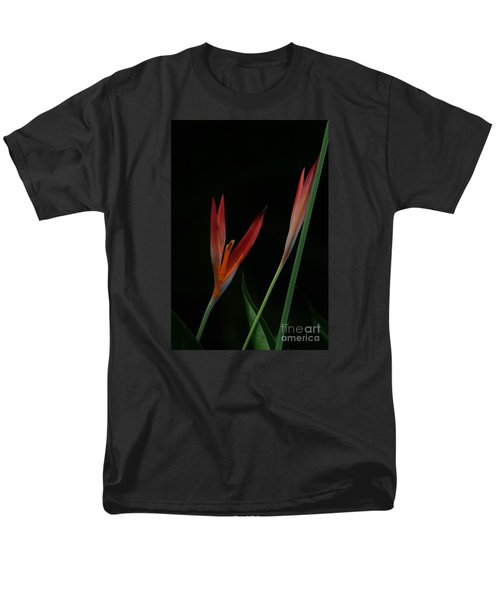 Men's T-Shirt  (Regular Fit) featuring the photograph Reaching by Pamela Blizzard