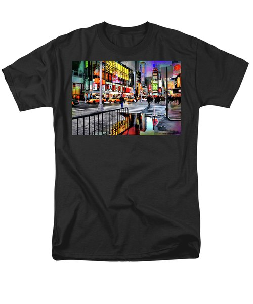 Men's T-Shirt  (Regular Fit) featuring the photograph Ready Or Not by Diana Angstadt