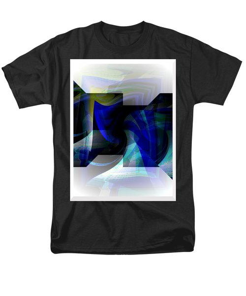 Transparency 2 Men's T-Shirt  (Regular Fit) by Thibault Toussaint