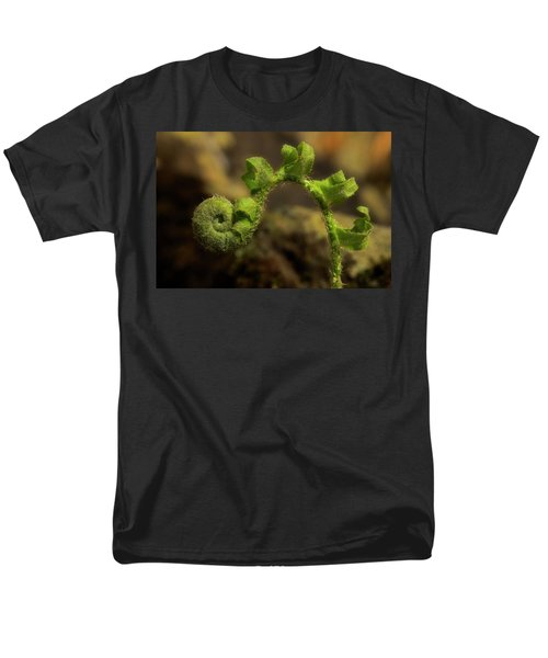 Men's T-Shirt  (Regular Fit) featuring the photograph Rebirth by Mike Eingle