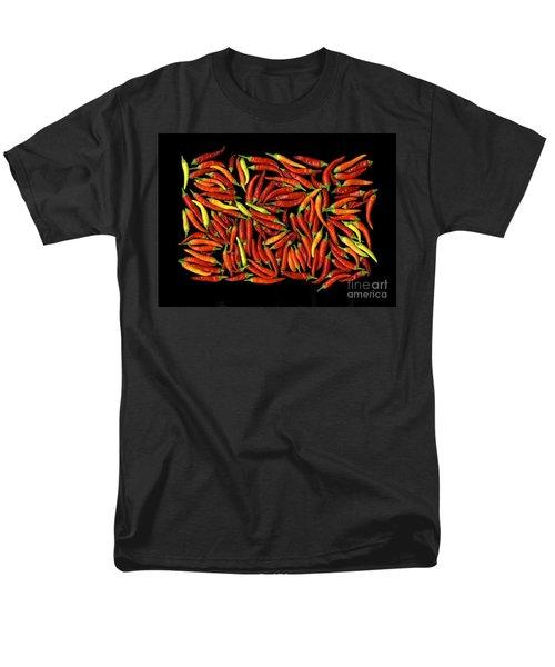 Red Hots Men's T-Shirt  (Regular Fit) by Christian Slanec
