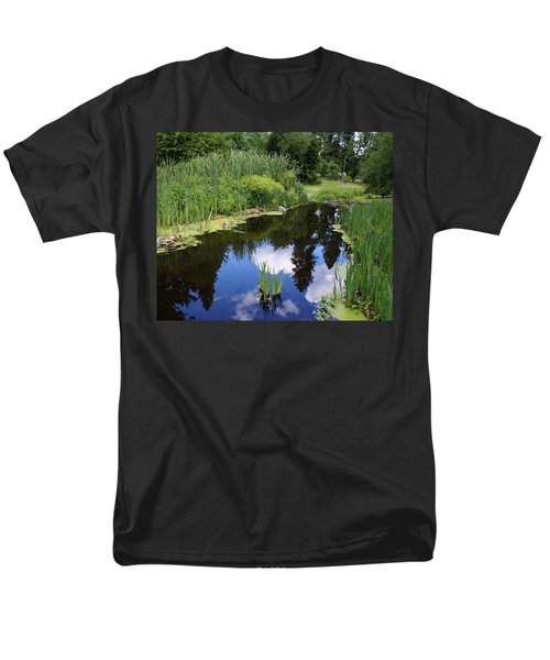 Men's T-Shirt  (Regular Fit) featuring the photograph Reflections by Ben Upham III