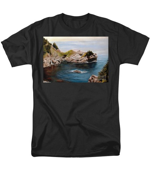 Reflections Of The Past Men's T-Shirt  (Regular Fit) by Hazel Holland