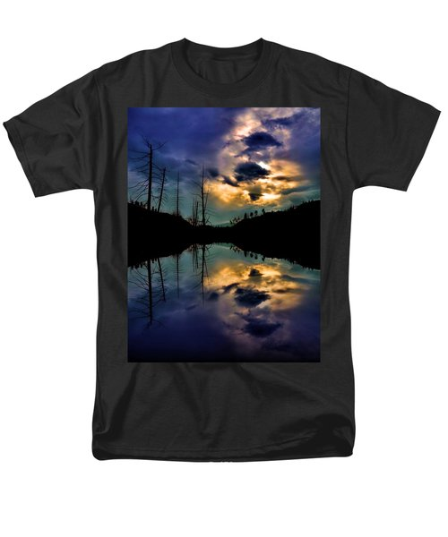 Men's T-Shirt  (Regular Fit) featuring the photograph Reflections by Tara Turner