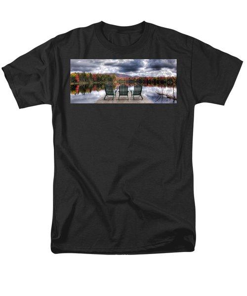 Relishing Autumn Men's T-Shirt  (Regular Fit) by David Patterson