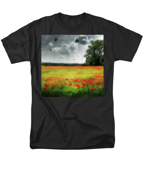 Remember #rememberanceday #remember Men's T-Shirt  (Regular Fit) by John Edwards