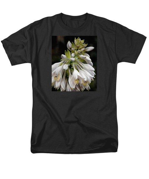 Renaissance Lily Men's T-Shirt  (Regular Fit) by Marie Hicks