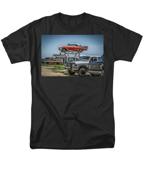 Reserved Parking Men's T-Shirt  (Regular Fit)