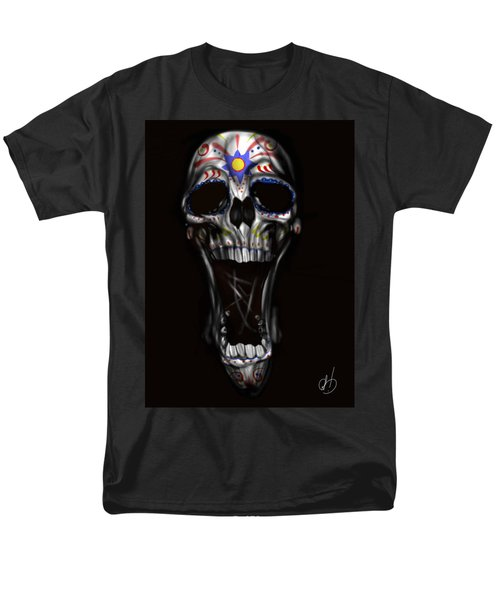 R.i.p Men's T-Shirt  (Regular Fit) by Pete Tapang
