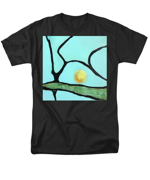 Men's T-Shirt  (Regular Fit) featuring the painting Ripening IIi by Mary Sullivan
