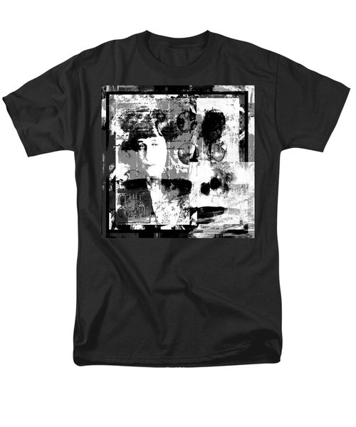 Men's T-Shirt  (Regular Fit) featuring the photograph Rise Above And Write  by Danica Radman