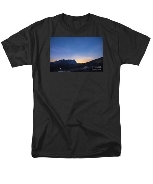 Men's T-Shirt  (Regular Fit) featuring the photograph Rise Up by Yuri Santin