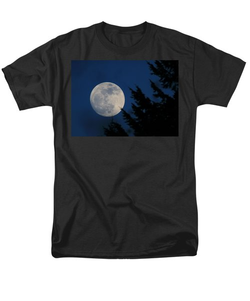 Rising High And Almost Full Men's T-Shirt  (Regular Fit) by Laddie Halupa