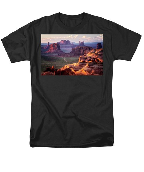 Road To Nowhere  Men's T-Shirt  (Regular Fit) by Nicki Frates