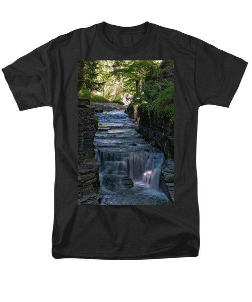 Robert Treman 0512 Men's T-Shirt  (Regular Fit) by Guy Whiteley