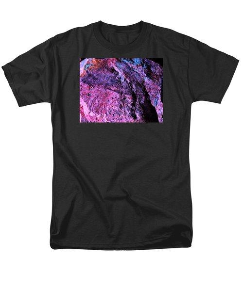 Rock Colors 1 Men's T-Shirt  (Regular Fit)