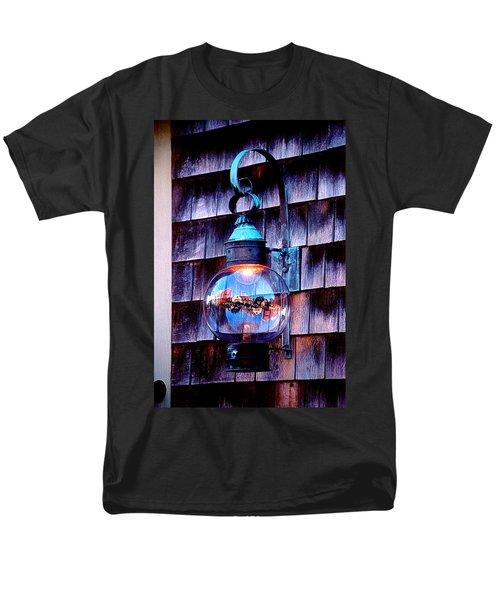 Rockport Light Men's T-Shirt  (Regular Fit) by Greg Fortier