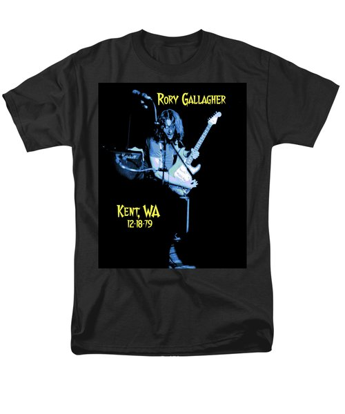 Men's T-Shirt  (Regular Fit) featuring the photograph Rory Kent Blues by Ben Upham
