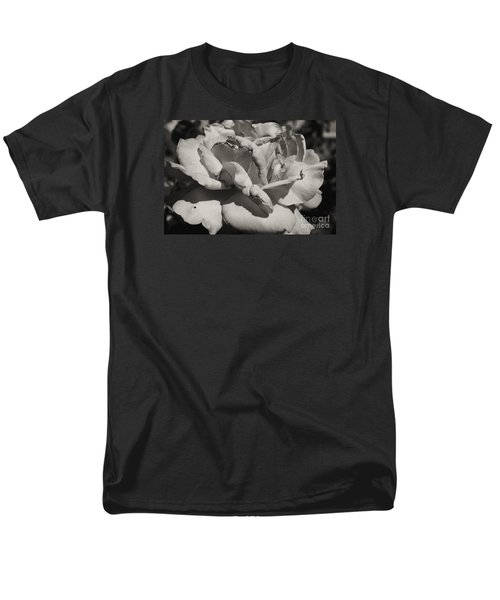 Rose Men's T-Shirt  (Regular Fit) by Cassandra Buckley