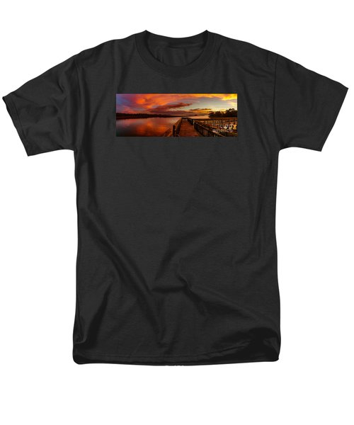Rose Colored Classes Men's T-Shirt  (Regular Fit) by David Smith