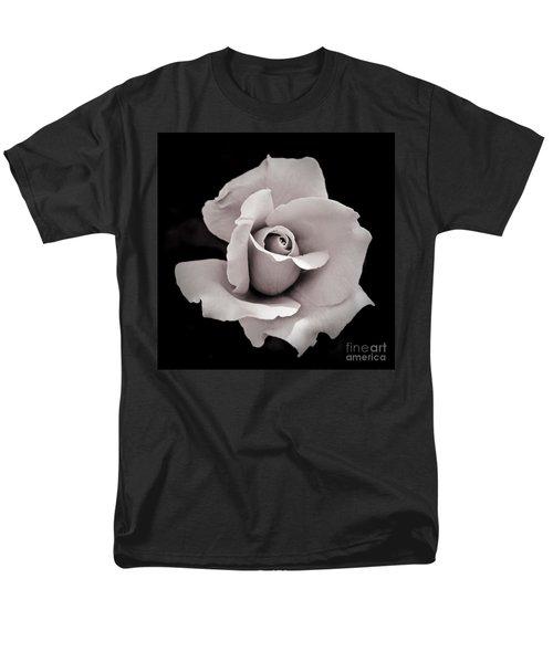 Rose Men's T-Shirt  (Regular Fit) by Hitendra SINKAR