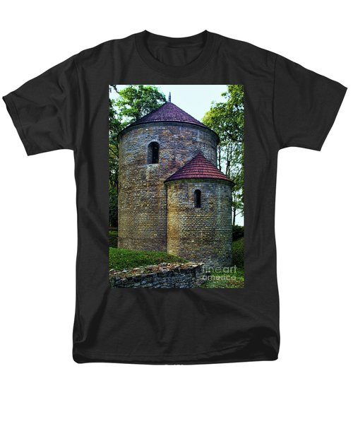 Men's T-Shirt  (Regular Fit) featuring the photograph Rotunda  by Mariola Bitner