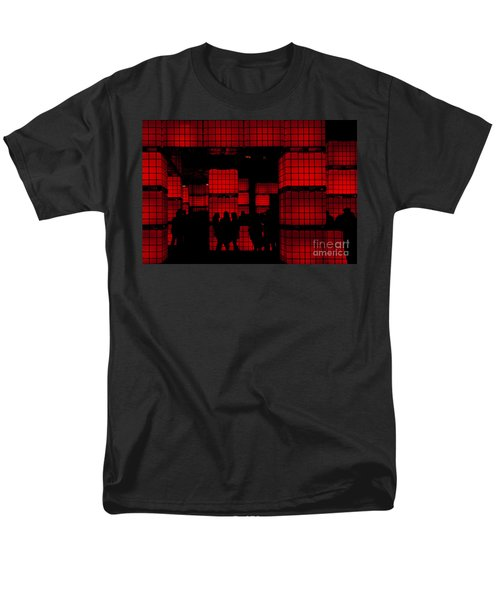 Rubik's Dream Men's T-Shirt  (Regular Fit) by Andrew Paranavitana