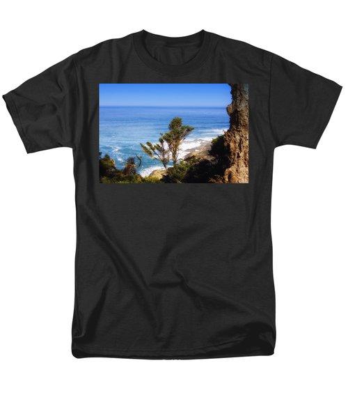 Rugged Beauty Men's T-Shirt  (Regular Fit) by Kandy Hurley