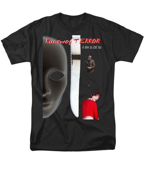 Runaway Terror 5 Men's T-Shirt  (Regular Fit)