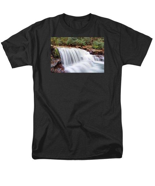 Rushing Waters Of Decker Creek Men's T-Shirt  (Regular Fit)