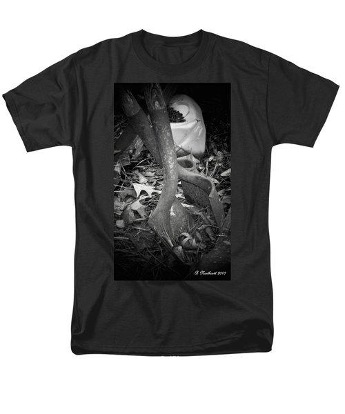 Men's T-Shirt  (Regular Fit) featuring the photograph Rusty Embrace by Betty Northcutt