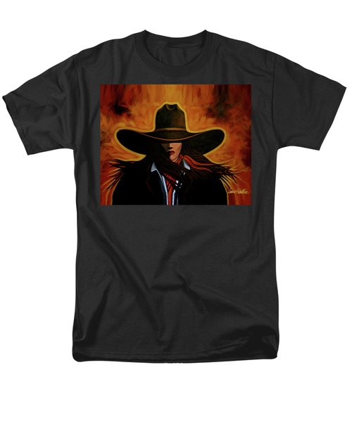 Rusty Men's T-Shirt  (Regular Fit) by Lance Headlee
