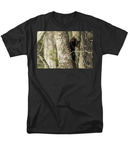Men's T-Shirt  (Regular Fit) featuring the photograph Safe From Harm by Everet Regal