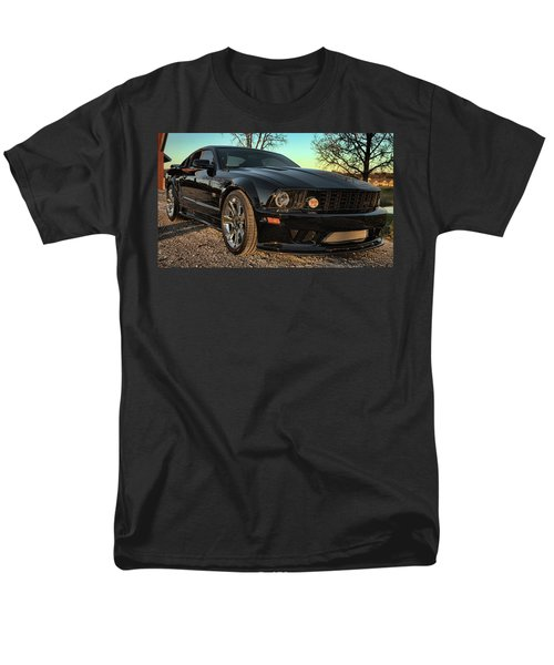 Men's T-Shirt  (Regular Fit) featuring the photograph Saleen by John Crothers