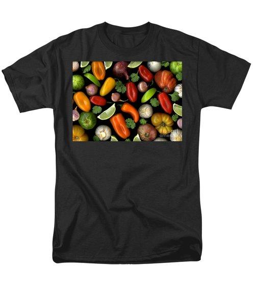 Salsa Men's T-Shirt  (Regular Fit) by Christian Slanec